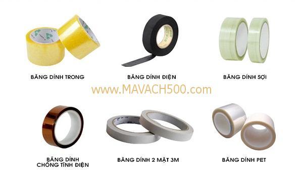 băng keo sử dụng cho máy cắt băng keo tự động FUMA M-1000