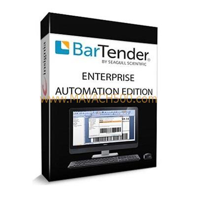 Hướng dẫn cài đặt và sử dụng Bartender 10.0