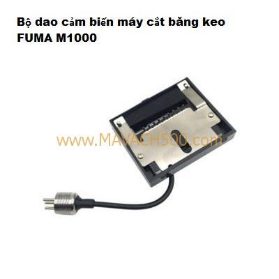 Bộ dao cảm biến máy cắt băng keo tự động M1000