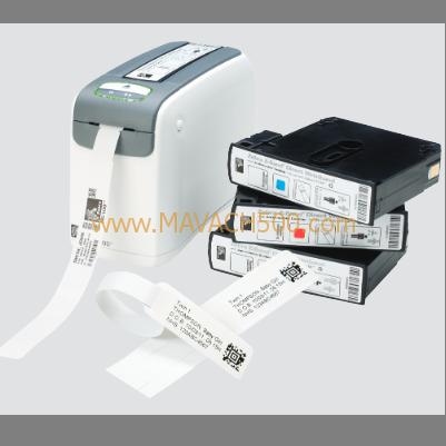 Máy in vòng đeo tay Zebra HC100   Wristband Printers Zebra HC100