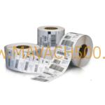 Nhãn in mã vạch – Giấy Decal Fasson BW0153
