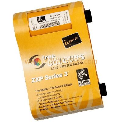 Mực in màu cho thẻ nhựa Zebra ZXP3