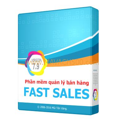Phần mềm quản lý bán hàng Fast Sales